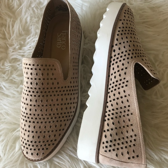 124bfaf9c47 Franco Sarto Shoes - 8.5 Franco Sarto platform loafer florie